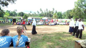 yci   youth challenge international   page another highlight of the day was the two drama presentations  one given by the host community and one given by the umati drama group