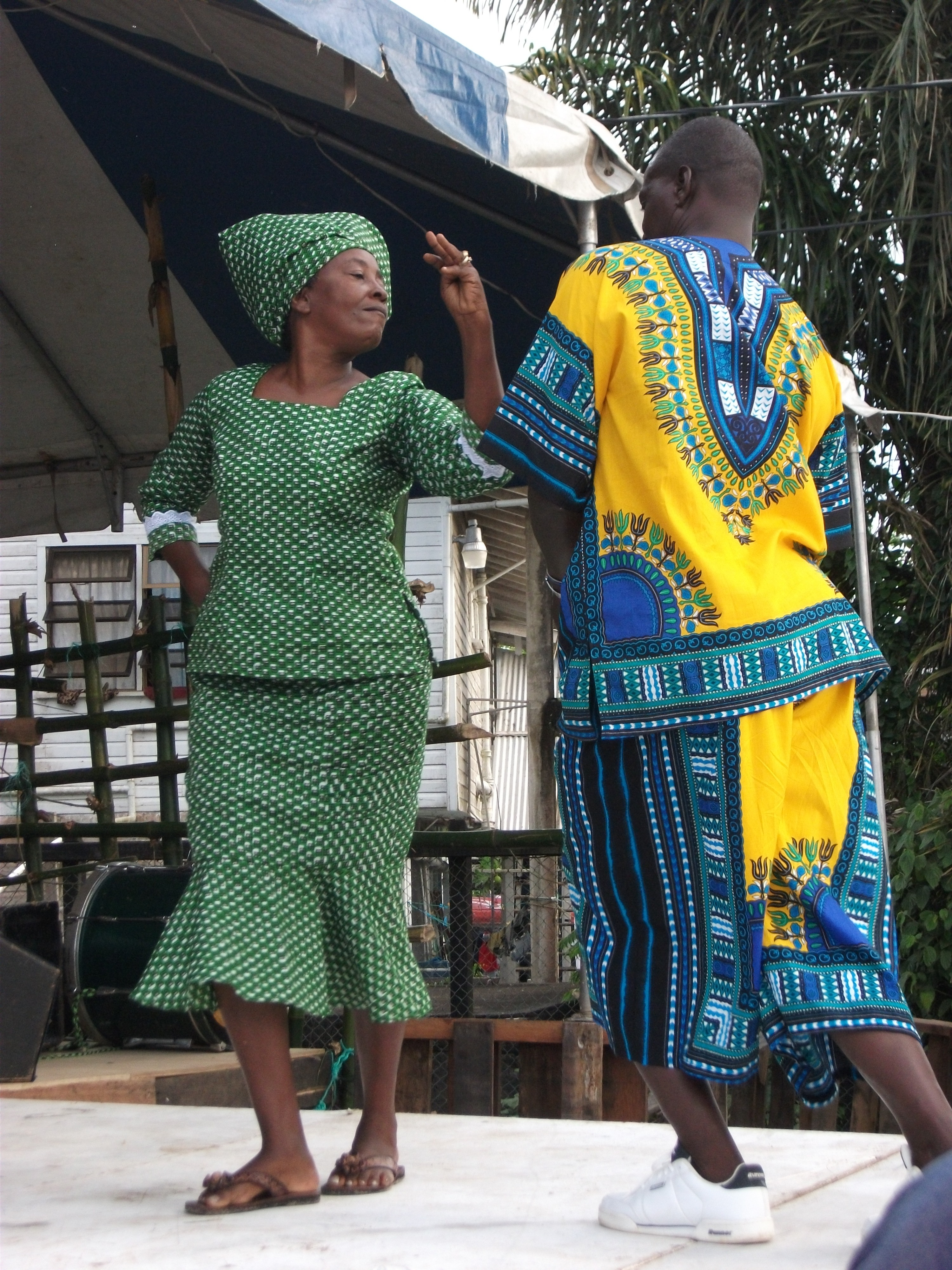Some scenes from last weekend's Heritage celebrations at ... |Guyana Traditional Dress