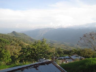 Community Visit to Sarabia, Chiapas