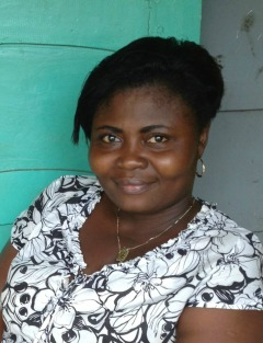 Madam Winnifred, Vice Principal of YMCA Vocational Training Institute