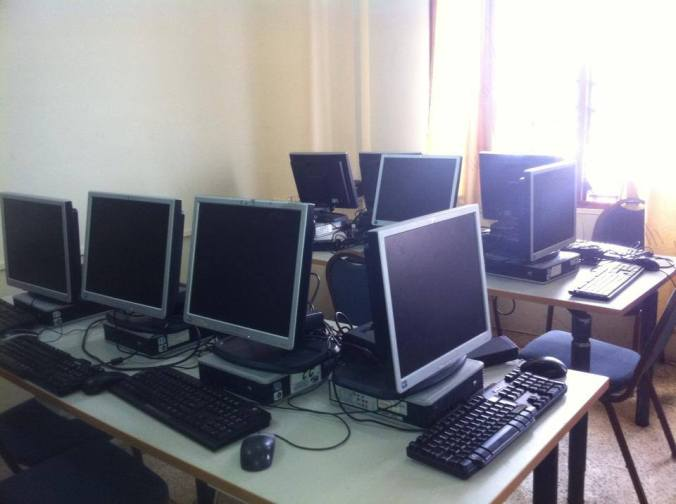 IT4Teens computer lab