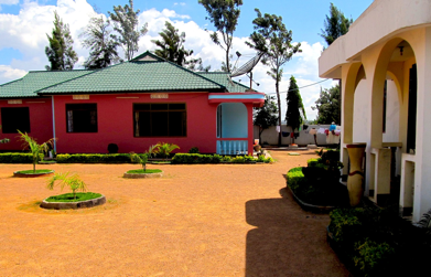 host family house