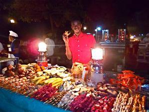 Vanessa Murphy - Faki at Forodhoni Market